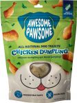 Awesome Pawsome All Natural Dog Treats - Chicken Dumpling