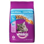 Whiskas Hairball Control 'Chicken & Tuna' Flavour Dry Cat Food