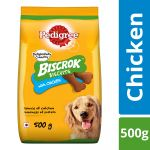 Pedigree Biscrok Biscuits With Chicken