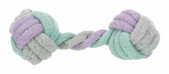 Trixie Junior Spielzeug Rope Dumbbell