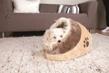 Trixie Minou Cuddly Cave Dogs & Cats Bed