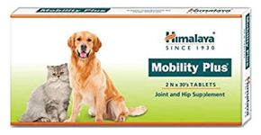 Himalaya Mobility Plus Joint & Hip Supplement For Dogs & Cats