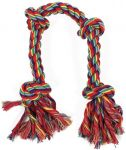 Smarty Pet Rope Toy With 4 Knot