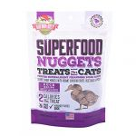 Boo Boo's Best SuperFood Nuggets Treats For Cats - Duck Recipe