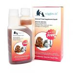 Wiggles Petsmart Coat Supplement Liquid for Dogs and Cats (200 ml + 50 ml Free)