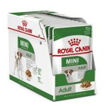 Royal Canin Mini Adult Gravy Salsa (Pouch) Pack Of 12