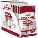 Royal Canin Medium Adult Gravy Salsa (Pouch) Pack Of 10
