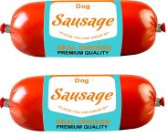 Drools Sausage For Dogs Real Chicken