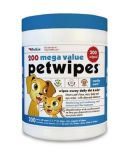 Petkin - Mega Value Petwipes