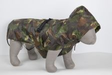 Kennel Army Raincoat