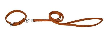 Kennel Nylon Collar & Nylon Lead (W = 1/2