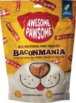 Awesome Pawsome All Natural Dog Treats - Baconmania