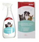 Bioline Pet Deodorizing Spray For Dogs & Cats