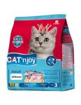 Cat'njoy Ocean Fish Mix Flavour All Breed Adult Cat Dry Food