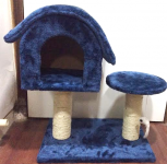 Cat Tree With House