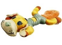 Chomper Natural Tail Waggers Tail Bone Animal Toy