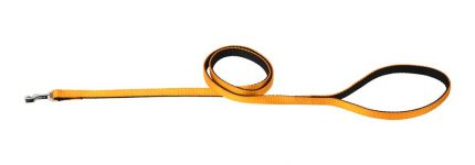 Kennel Soft Nylon Two Color Lead (W = 1/2