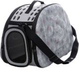 Smarty Pet Carrier & Foldable Bag For Dogs & Cats