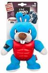 Gigwi I M Hero Armor Rabbit Dog Toy