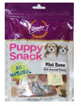 Gnawlers All Natural Assorted Flavours Puppy Snack Bone - Mini