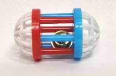 Perr Cage With Bell Cat Toys
