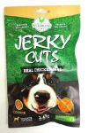 Wujibrand Real Chicken Jerky Cuts - Cookie Pack of 6