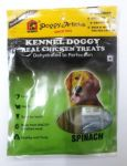 Kennel Real Chicken Treats - Spinach