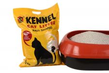 Kennel Ball Shape Cat Litter - 5 Kg (Buy 3 Get 1 Free)