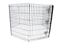 M-Pets Foldable Puppy Pen With Door