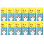 Meo Creamy Treats - Chicken & Liver Flavor 50 G Pack Of 12