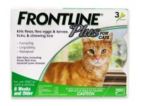 Merial Frontline Plus For Cats
