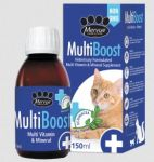 Mervue MultiBoost Liquid for Cats