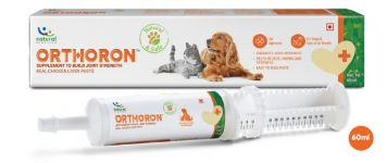 Natural Remedies Orthoron Supplement Build Joint For Dogs And Cats