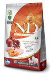 Farmina Natural & Delicious Pumpkin Formula Chicken & Pomegranate Grain-Free Medium & Maxi Adult