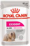 Royal Canin Exigent Loaf (Pouch) - New