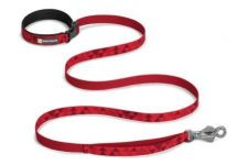 Ruffwear Flat Out Leash - Red Current