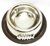Kennel Premium Steel Feeding Bowl For Cat