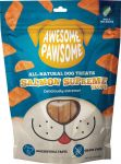 Awesome Pawsome All Natural Dog Treats - Salmon Supreme Recipe