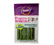 Gnawlers 'Seaweed Bone' Puppy Snack