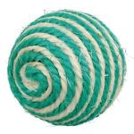 Trixie Sisal Ball With Rattle