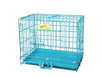 Smarty Pet Wire Cage - Blue