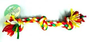 Speedy Pet Rope Toy 3 Knots-Large