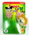 Super Cat Toy With Basket