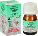 Inter Vet Taktic Tick And Lice Wash For Dogs