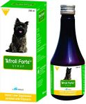 Tefroli Forte Syrup Herbal Liver Supplement for Dogs