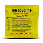 Intervet Tetracycline Vicycline Powder For Dogs & Cats