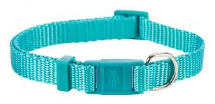 Trixie Premium Cat Collar With Bell - Cyan