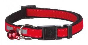 Trixie Safer Life Cat Collar Reflective With Bell