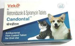 Veko Candontal Tablets For Dogs & Cats
