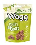 Wagg Skin & Coat With Duck & Cranberry Dog Treats (Pack Of 6)